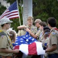 """""""Memorial Day, a day of honor and a day of remembrance. This Memorial Day Troop 682 alongside many other troops from San Diego met at El Camino Cemetery to erect many flags at the headstones of our veterans. I, Thomas Crimmel, was asked by the Eagle Scouts in charge of the Valor Point flag raising ceremony to carry and raise […]"""