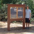 Over the summer 2015 Jens built an information board at Old Poway Park in commemoration of Kiwanis International 100 Years of Service. The park personnel can now post upcoming events and useful information on the board. When people arrive at the park, it is easy to get a hold of the information. The kiosk is placed at the north-west entry […]