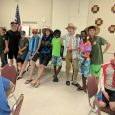 Troop meeting – Start of summer!