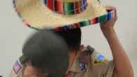 "The Sorting Sombrero did its job. Congratulations to all our ""new"" scouts who have now landed in their home patrol."
